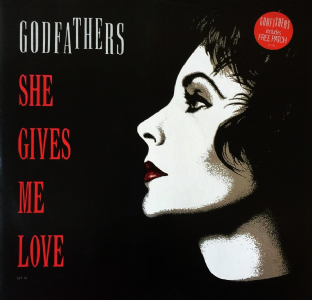 "Godfathers (The) ‎- She Gives Me Love (12"") (EX/EX-)"
